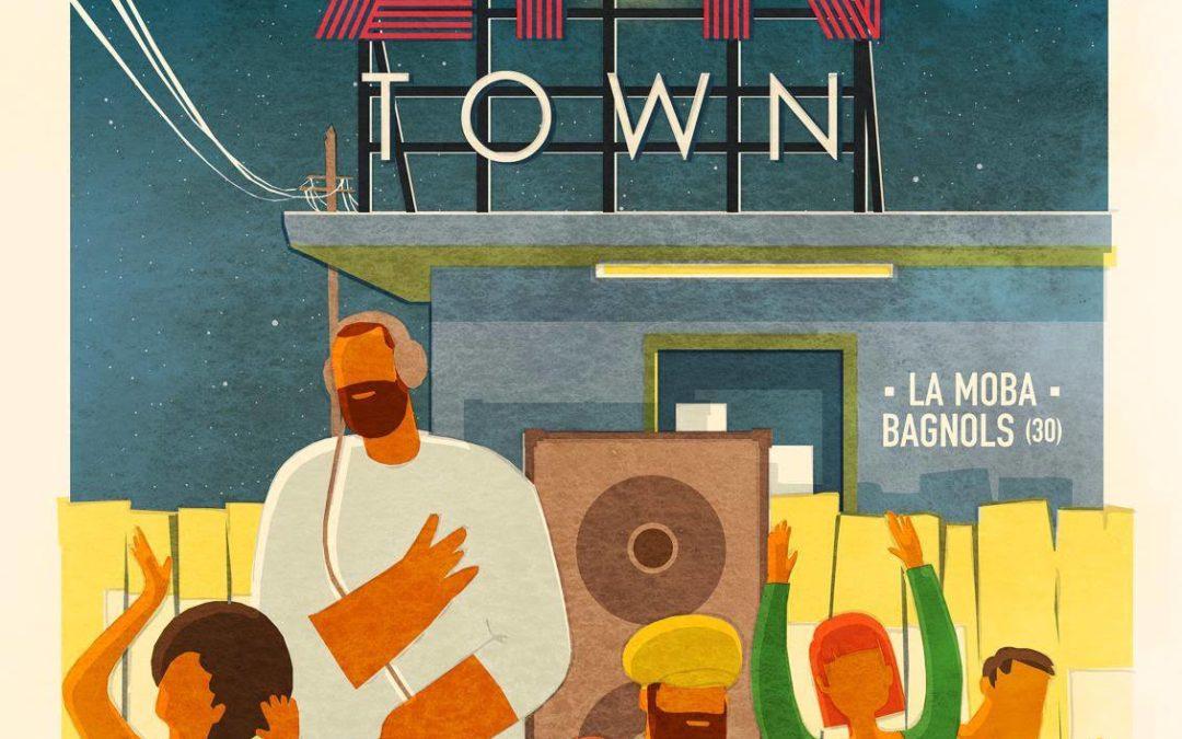 Le Zion Town à La Moba 6 et 7 mars 2020
