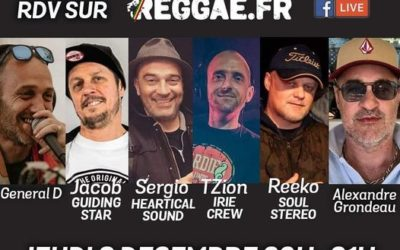 Mystically – Mystic Firm & Zion Garden en interview +L'Apero Reggae.fr
