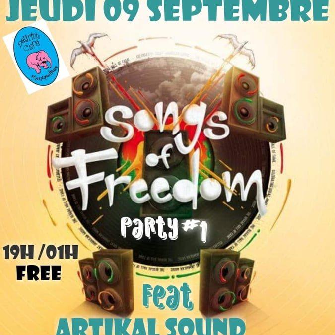 Artikal Sound & Friends au Delirium Café le 9 septembre 2021
