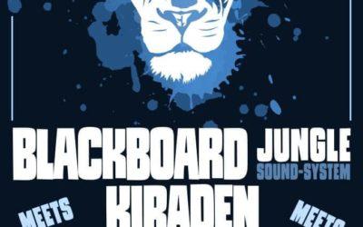 Dub Station au 6MIC Blackboard Jungle Meet Kiraden le 2 Octobre 2021