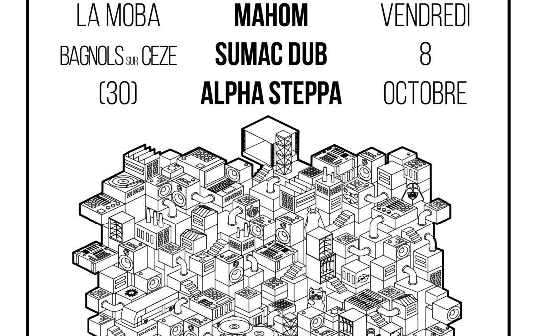 Streaming en Direct de La Moba vendredi 8 oct pour la MOBADub#12